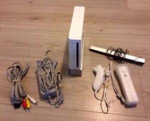 Nintendo Wii et 43 jeux