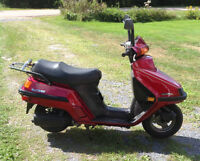 Honda Elite 250cc scooter (as is project for winter!)