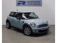 2013 Mini Hatchback 1.6 One 3dr 3 door Hatchback