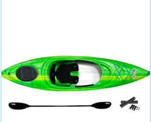 Two 2018 Pelican kayaks for sale  like new !!!!!