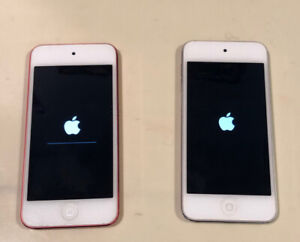 iPod touch 5 generation 32 GB one silver one pink