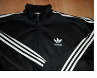 adidas track suit,   Size.m