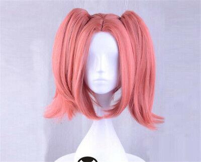 Tales of Berseria Eleanor Hume Clip Ponytail Halloween Cosplay Hair Wig