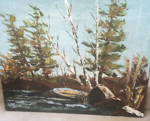Oil paintings Stratford Kitchener Area image 3