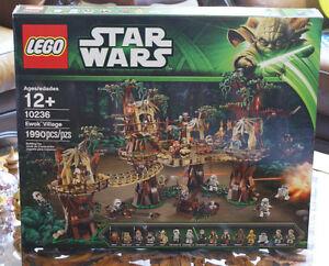 LEGO 10236 - Ewok Village - BNIB