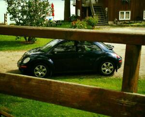 2007 Volkswagen Beetle Coupe (2 door)