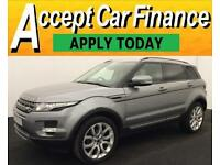 Land Rover Range Rover Evoque FROM £88 PER WEEK!