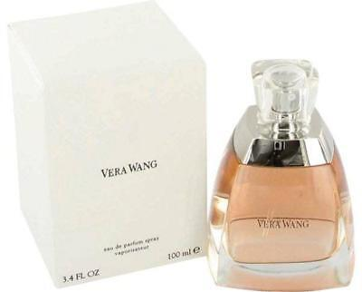 VERA WANG Perfume 3.4 / 3.3 oz (100ml) EDP Spray NEW IN BOX