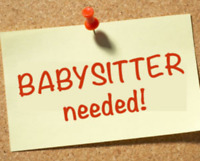Looking for babysitter for this weekend