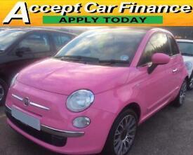 Fiat 500C 1.2 POP FROM £25 PER WEEK!