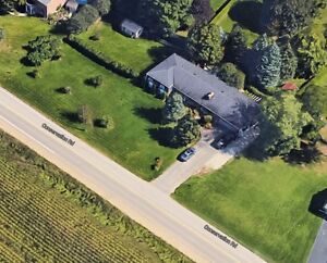 MLS® Number: 30525479 1/2 Acre Ranch Bungalow Guelph Lake Area