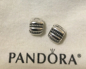 Authentic Pandora Crazy Clips