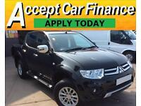 Mitsubishi L200 2.5DI-D 4WD 2015MY Trojan FROM £62 PER WEEK.