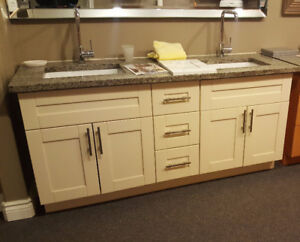 Display,  Kitchen Cabinets with Granite, vanity $900 up
