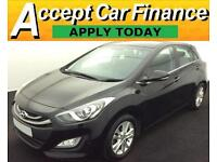 Hyundai i30 1.6CRDi ( 110ps ) Blue Drive ( ISG ) 2012MY Style FROM £36 PER WEEK
