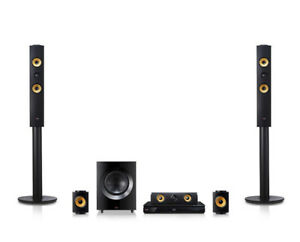 LG BH7440P 5.1 1200W Surround Sound system 3D Blu-Ray RRP $900
