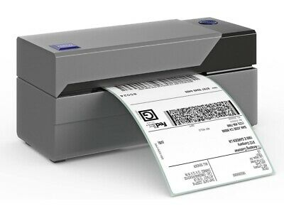Rollo Label Printer w/ Holder Option | Commercial Grade Direct Thermal 4x6