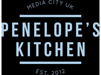 Part Time Chef required at Media City Studios