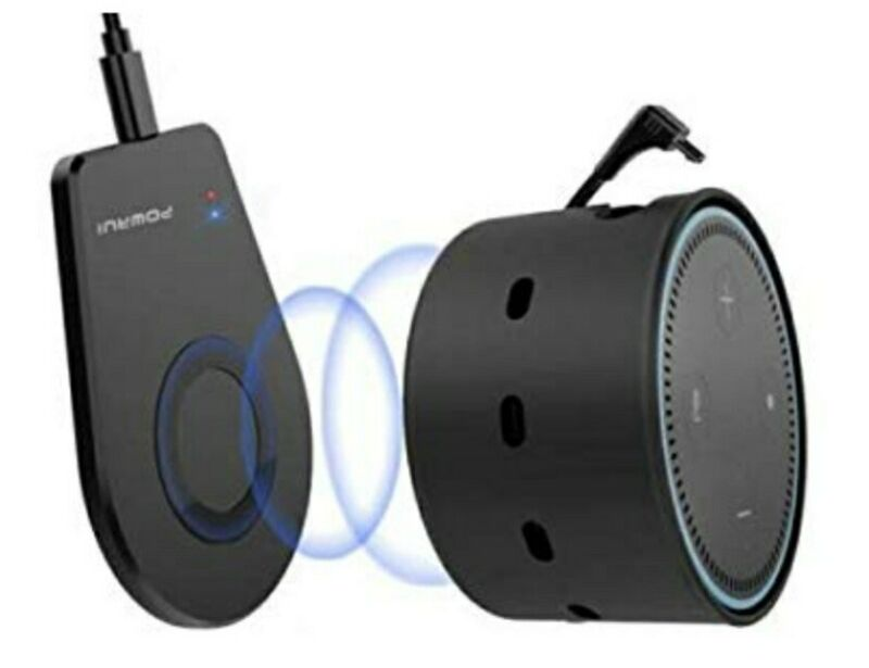 Wireless Charger For Amazon Echo Dot Wholesale Lot of 25