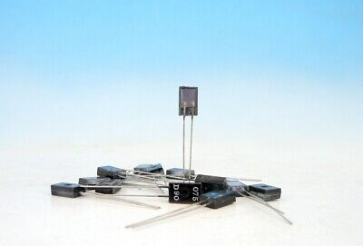 10x 2f1075 1pp75 Soviet Photovoltaic Solar Sun Cell Photodiode 3wk16473