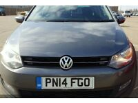 14 plate polo cat d repaired 4500k on clock mint all around including interior bargain 4000