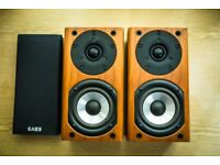 Acoustic Energy AEsprit 301 70W bookshelf speakers X2 [Pair]