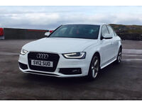 economical car Audi A4 S Line 2012