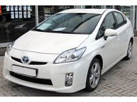 Pco Rental Cars Toyota Prius Uber Ready Cheap Rent