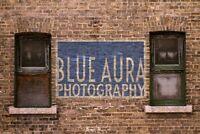 Blue Aura Photography