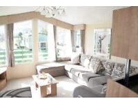 Bright 2 bedroomed holiday home, sited at Drimsynie, 1 hour from Glasgow, loch side stunning park..
