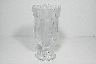 Block Handcrafted Crystal Tulip 7.5