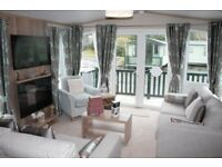 Stunning static holiday home at the amazing Drimsynie Holiday Park, West of Scotland.Argylls best...