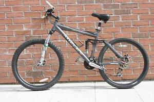 Vélo de montagne Miele Urban Assault Noir Mat (A025180)