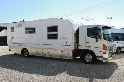 2014 HINO LUXURY CUSTOM MOTORHOME Arundel Gold Coast City Preview