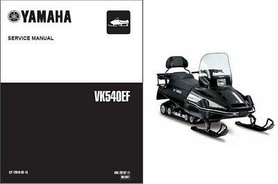 yamaha vmax sxr venture 500 600 700 snowmobile full service repair manual 1997 2000