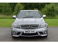 2008 Mercedes-Benz C63 AMG FULLY LOADED