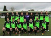 Clapham football. Join Football Team: Players wanted: 11 aside football. South London Football Team