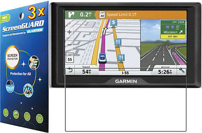 Clear   Anti Glare Matte Lcd Screen Protector For Garmin Drive 60 60Lm 60Lmt Gps