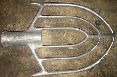 Blakeslee Univex Hobart Vollrath Mixer Beater Paddle Attachment 31507. 21