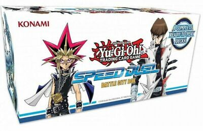 Yu-gi-oh! Coffret Speed Duel Bataille-Ville !! VF Neuf