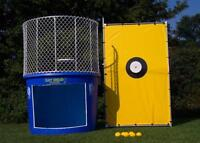 ICE BUCKET CHALLENGE - BOOK YOUR DUNK TANK TODAY... $$$