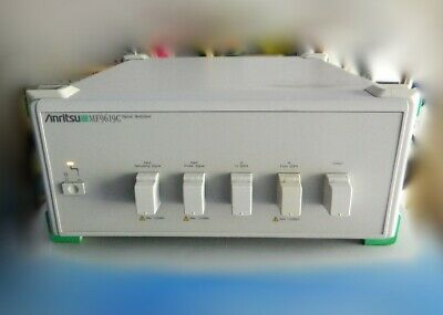 Anritsu Mf9619c Optical Modulator