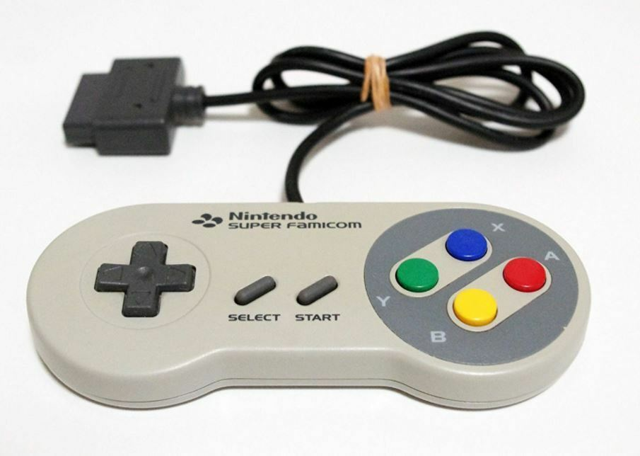 Super Famicom Controller x1 Official Nintendo Fully working works for SNES