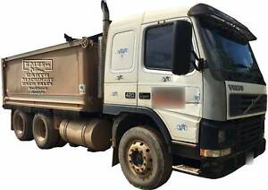 2002 Volvo FM12 Tipper (with water tank), Call 0477 97EMUS Cooktown Cook Area Preview