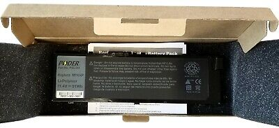Poder 6 Cell 11.4V 91Wh Laptop Primary Lithium-Ion Battery Dell Precision 0FNY7 ()