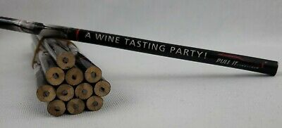 Tasting Party Supplies (Wine Tasting Party Pencils NEW)