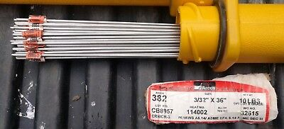 Inconel Filler Metal 82 Ernicr-3 36 Length 332 Tig Welding Rod 1 Lb