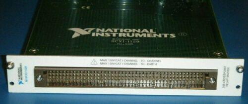 NI SCXI-1129 256-Channel Crosspoint Matrix Mux Switch, National Instruments