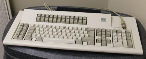 RARE Vintage 1985 IBM Model F 122 Key Buckling Spring Keyboard 6110668 Clicky