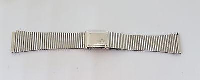 RARE 1962, 18 MM TISSOT GAY FRERES STAINLESS STEEL BAND STRAP BRACELET